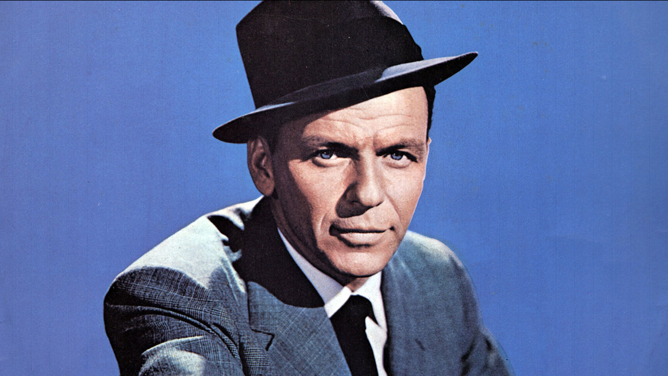 Random Thoughts on Frank Sinatra: The Concert Collection