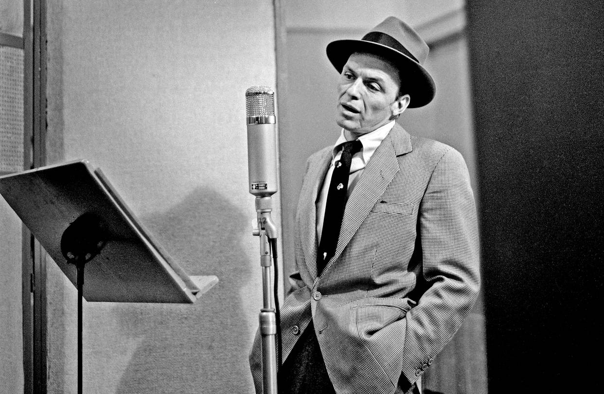 Songs Recorded by Frank Sinatra Beginning With The Letter A