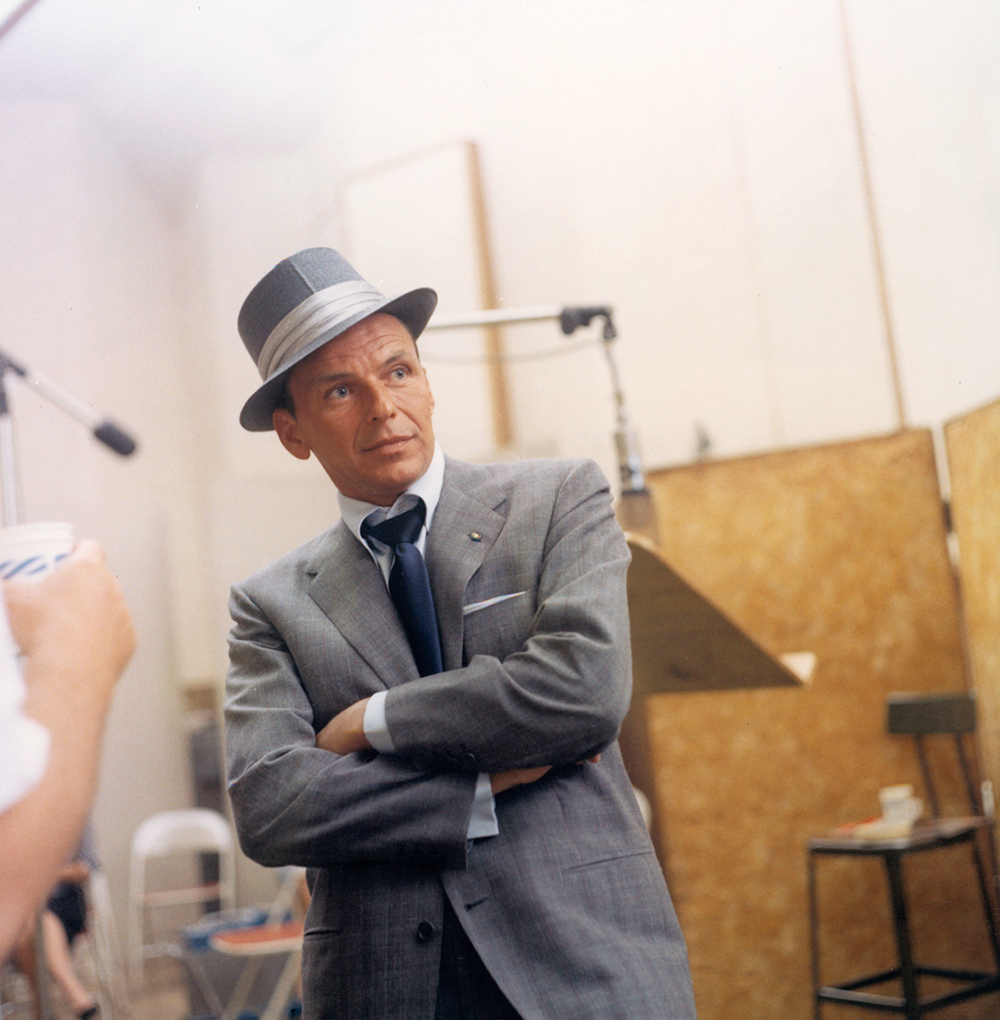 Songs Recorded by Frank Sinatra Beginning With The Letter B
